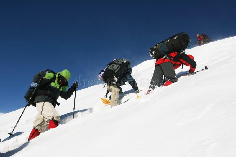 Download The climb stock image. Image of summit, sunlight, climbing - 10596931