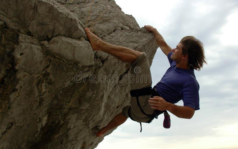 The climb stock photos