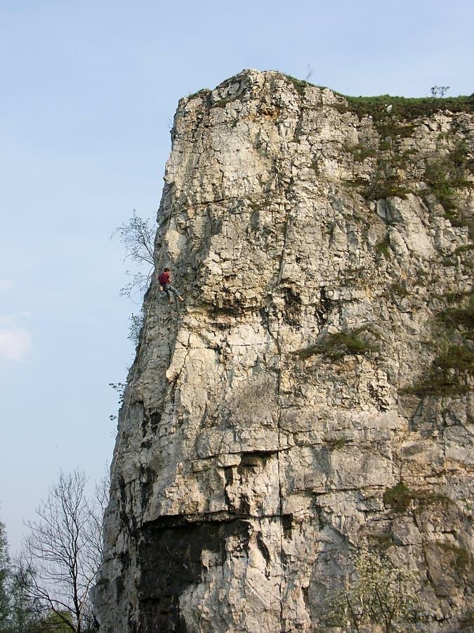 Climber 2 Stock Images