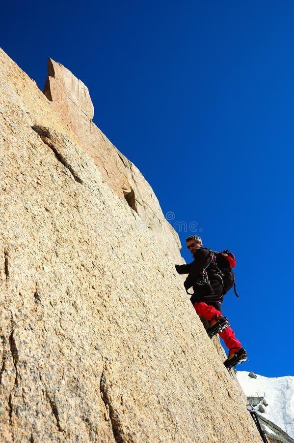 Free Climber Stock Photography - 2305612