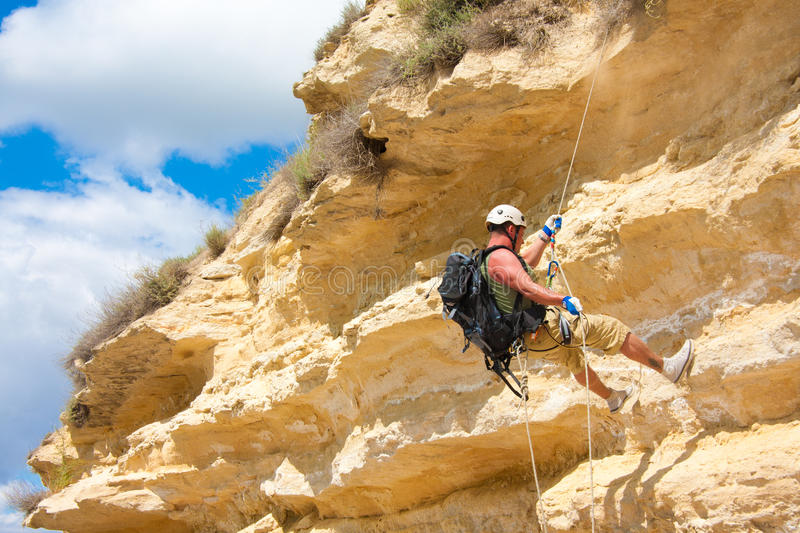 Download Climber stock photo. Image of effort, activity, height - 27296330