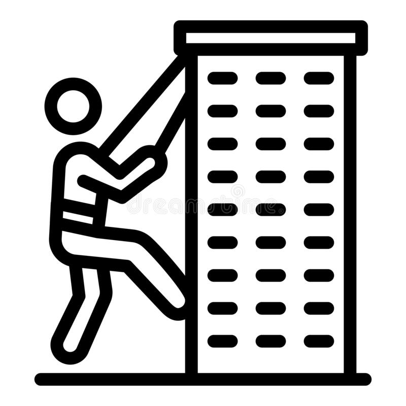 Tower Climber Stock Illustrations 24 Tower Climber Stock Illustrations Vectors Clipart Dreamstime