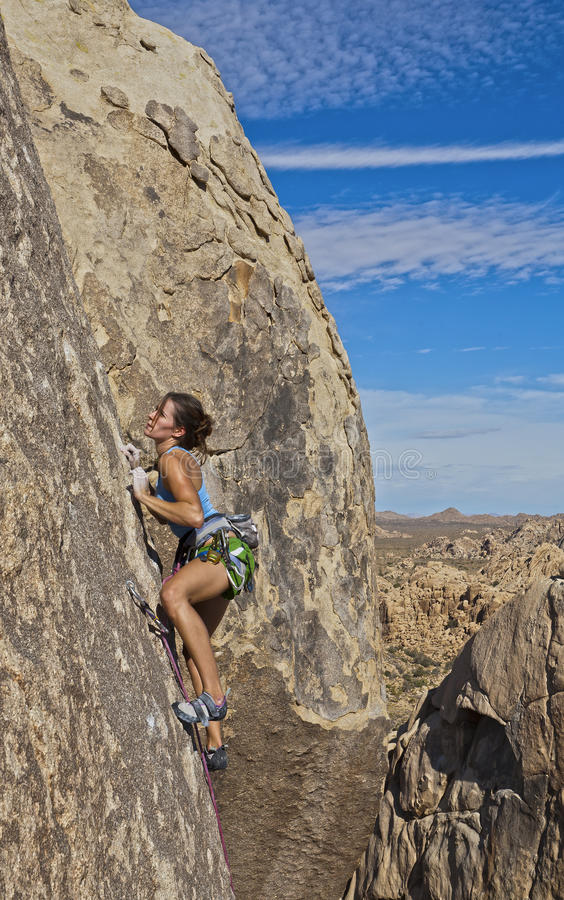 Download Climber gripping the rock. stock image. Image of outdoors - 22546735