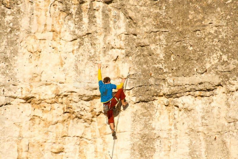 climbing stock foto's