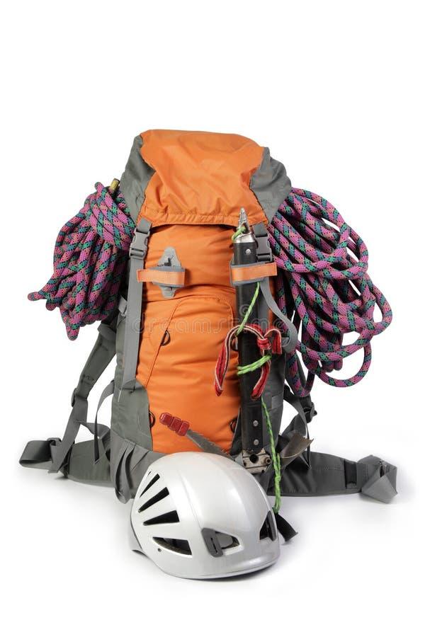 Download Climbing equipment stock photo. Image of sport, helmet - 18635762
