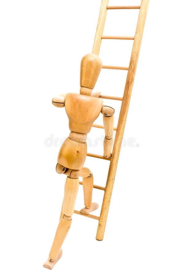 Download Climbing Ladder Royalty Free Stock Photo - Image: 23999685