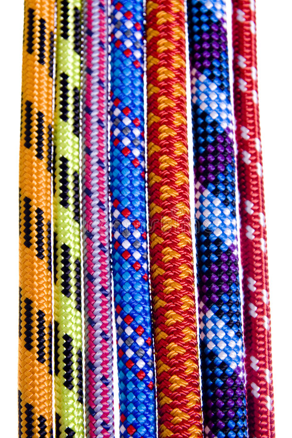 Free Climbing Rope Royalty Free Stock Images - 8982669
