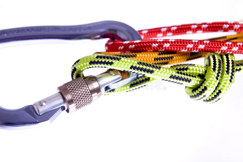 Download Climbing rope stock photo. Image of climb, equipment, background - 9066166