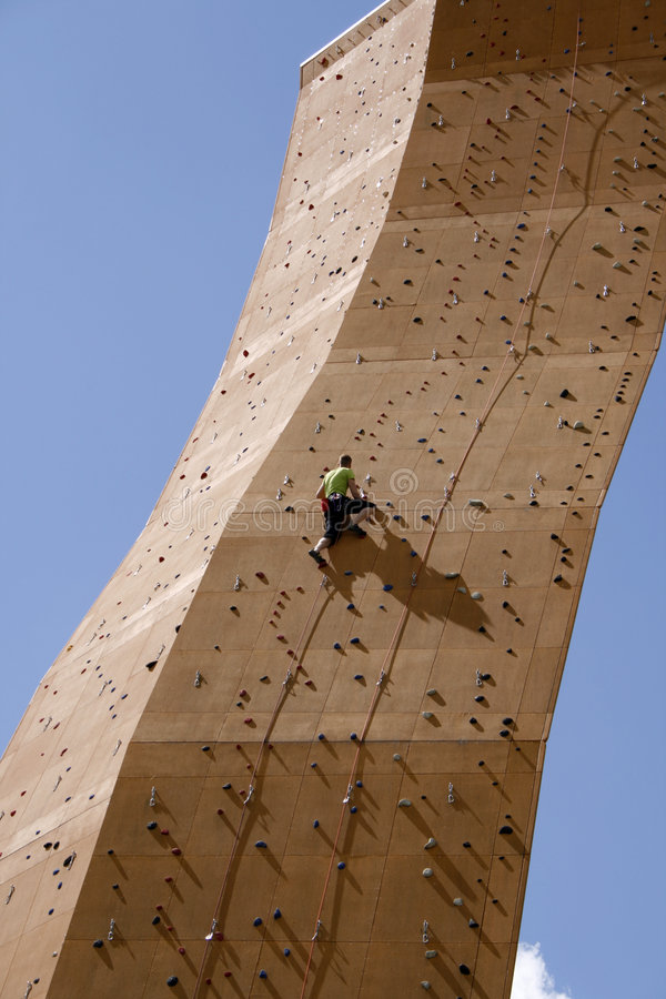 Download Climbing to the top stock image. Image of balance, achievement - 2741139