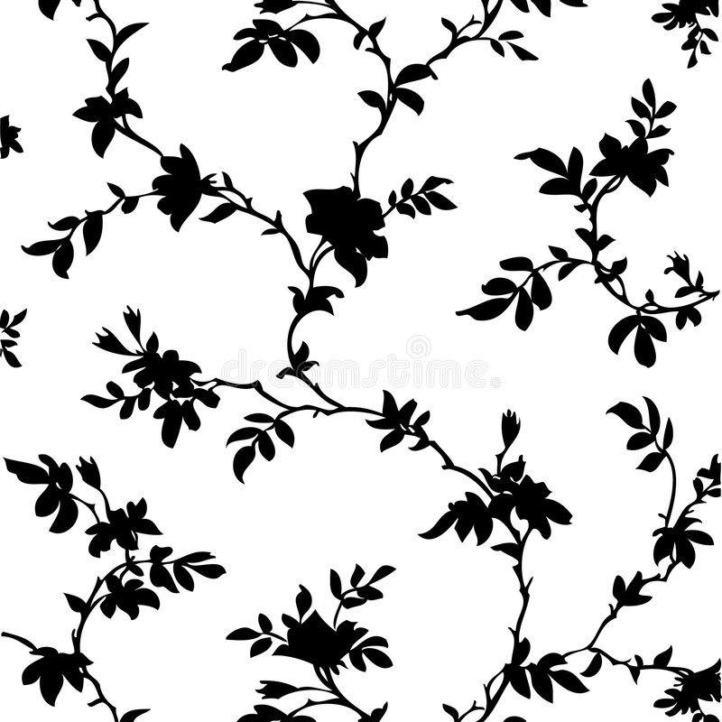 Download Climbing vines stock vector. Image of background, mess - 1703950