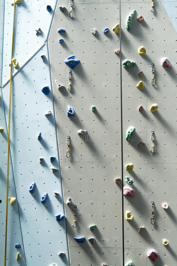 Download Climbing wall stock image. Image of ropes, rope, route - 32147959