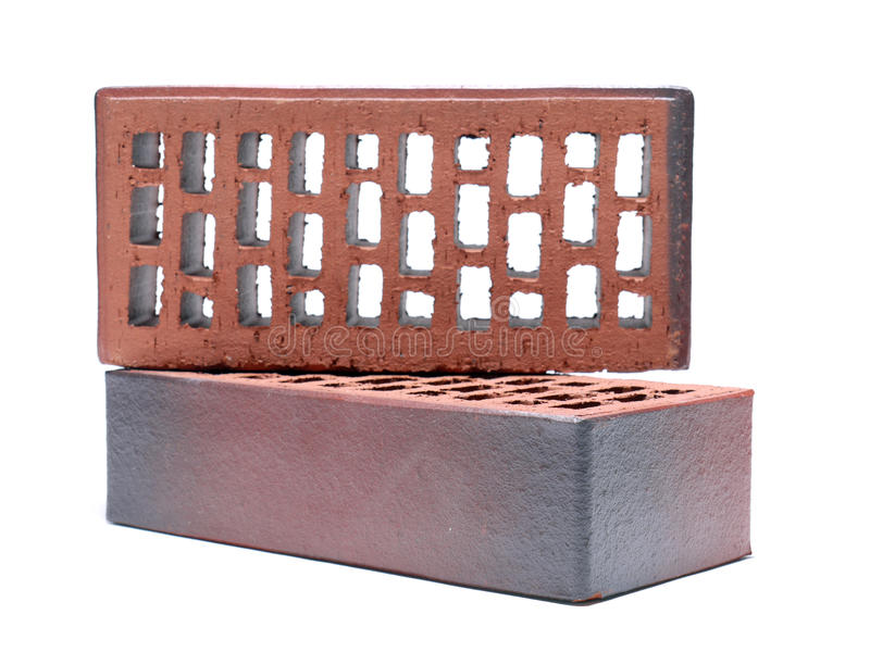 Clinker bricks royalty free stock photo