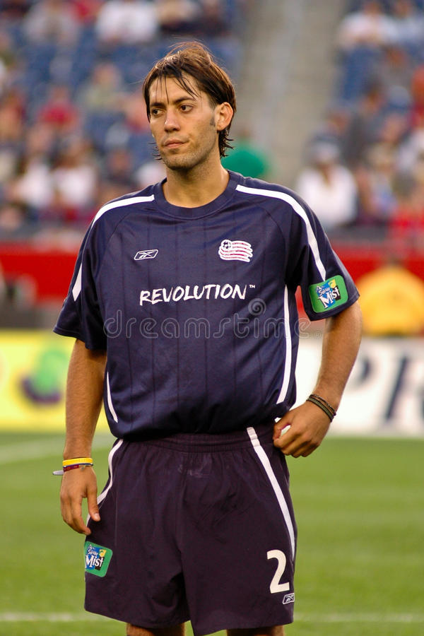 Download Clint Dempsey New England Revolution Editorial Stock Photo - Image: 24270563