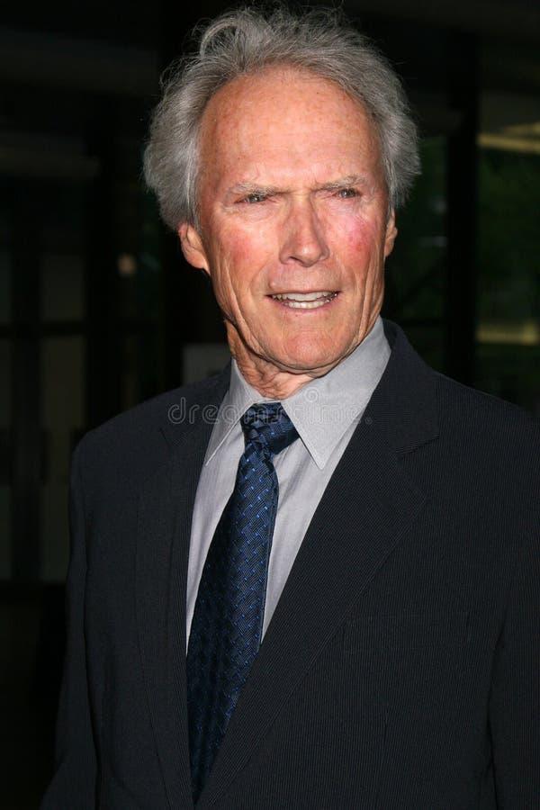 Clint Eastwood,卑鄙掠夺 图库摄影