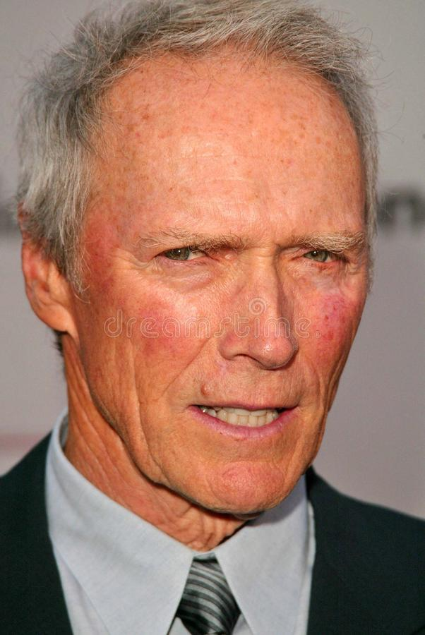 Clint Eastwood images stock