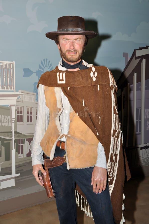 Clint Eastwood photo stock