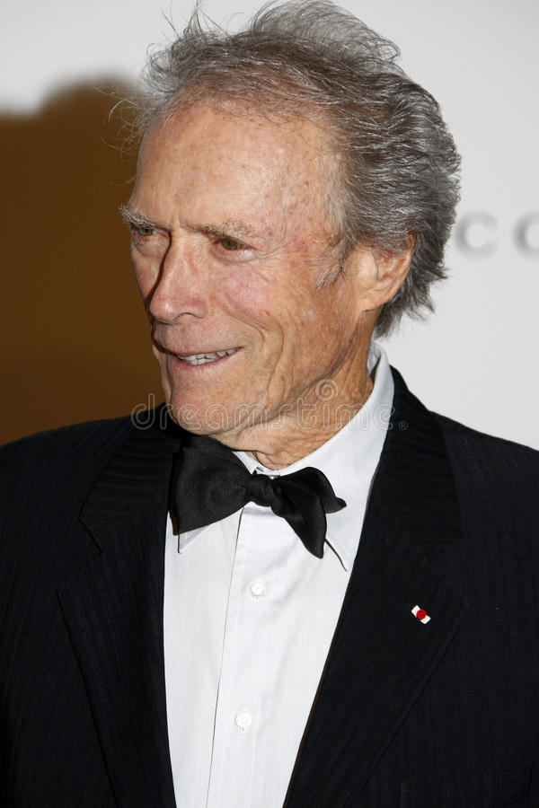 Clint Eastwood photographie stock