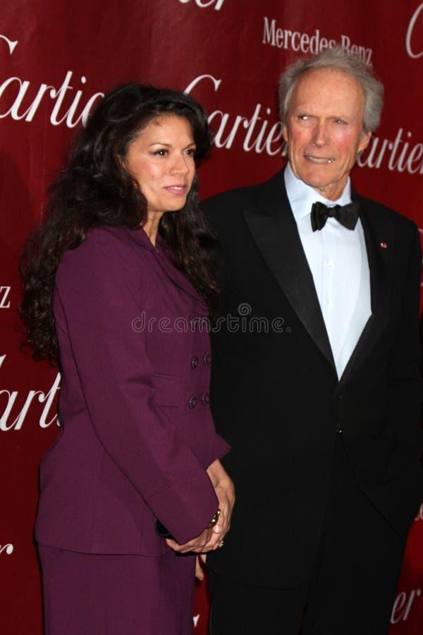 Clint Eastwood 免版税图库摄影
