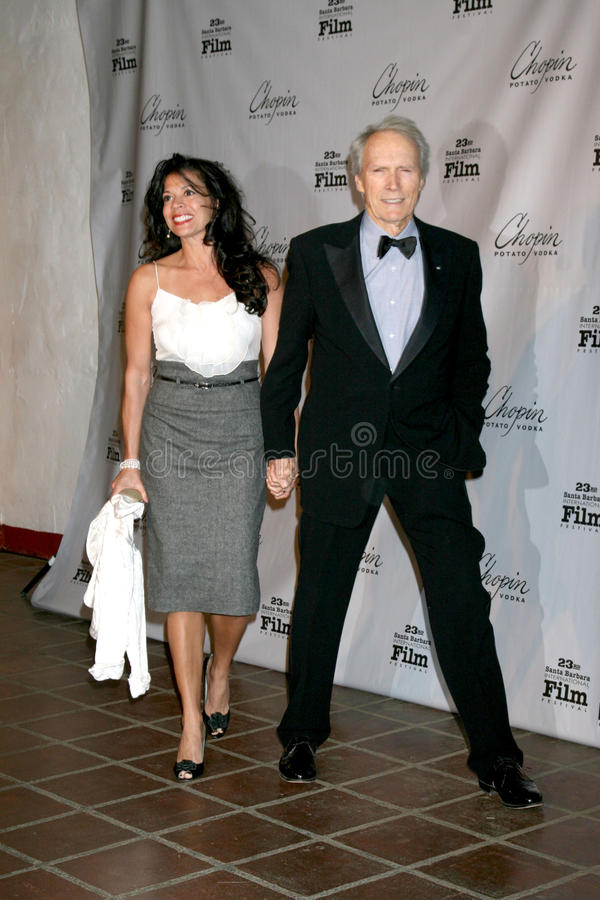 Download Clint Eastwood editorial stock image. Image of february - 26025714