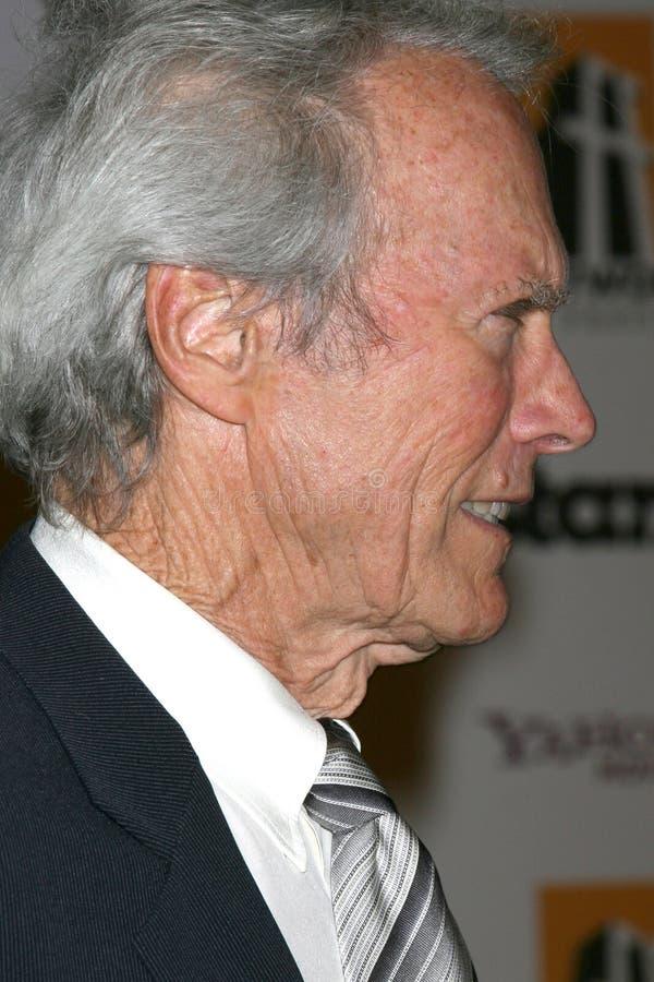 Clint Eastwood 库存照片