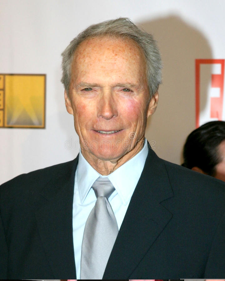 Download Clint Eastwood editorial stock image. Image of awards - 26025744