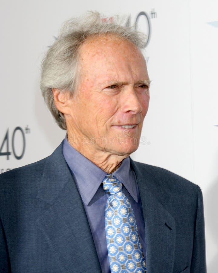 Clint Eastwood fotos de archivo libres de regalías