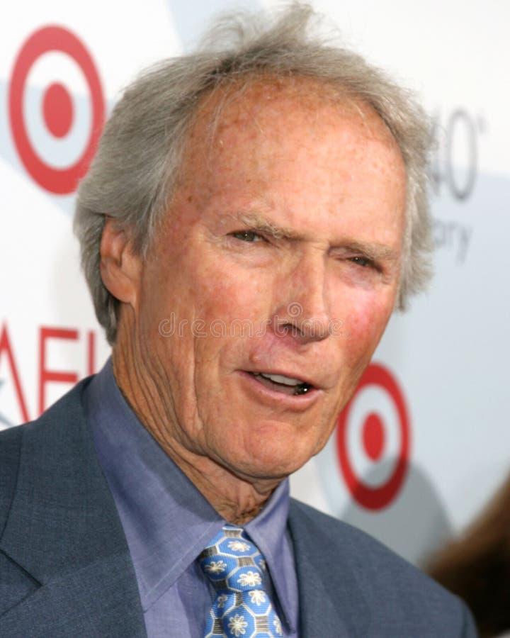 Clint Eastwood fotografía de archivo libre de regalías