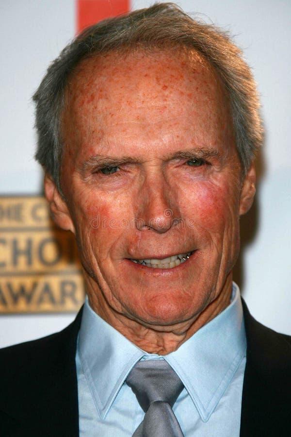 Clint Eastwood 图库摄影