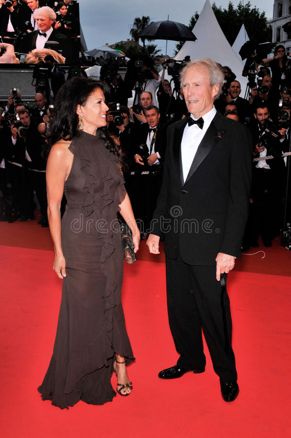 Download Clint Eastwood,Dina Eastwood Editorial Image - Image: 26026110