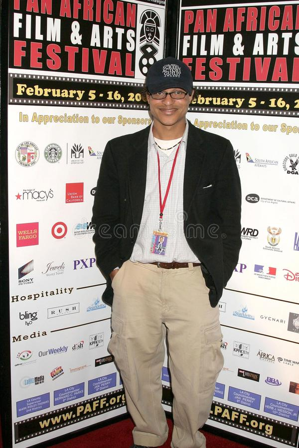 Download Clinton H. Wallace At The Pan African Film Festival Premiere Of 'Layla'. Culver Plaza Theatre, Culver City, CA. 02-13-09 Editorial Photo - Image: 22860356