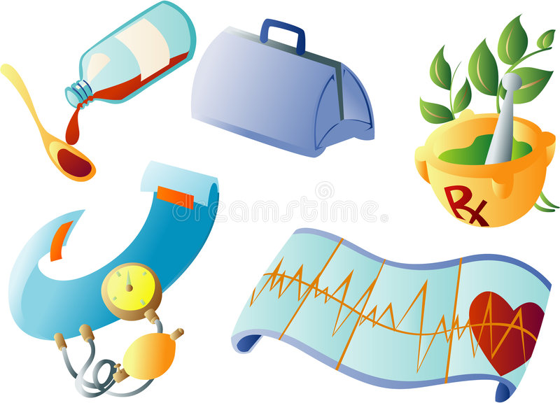 clipart медицинское бесплатная иллюстрация