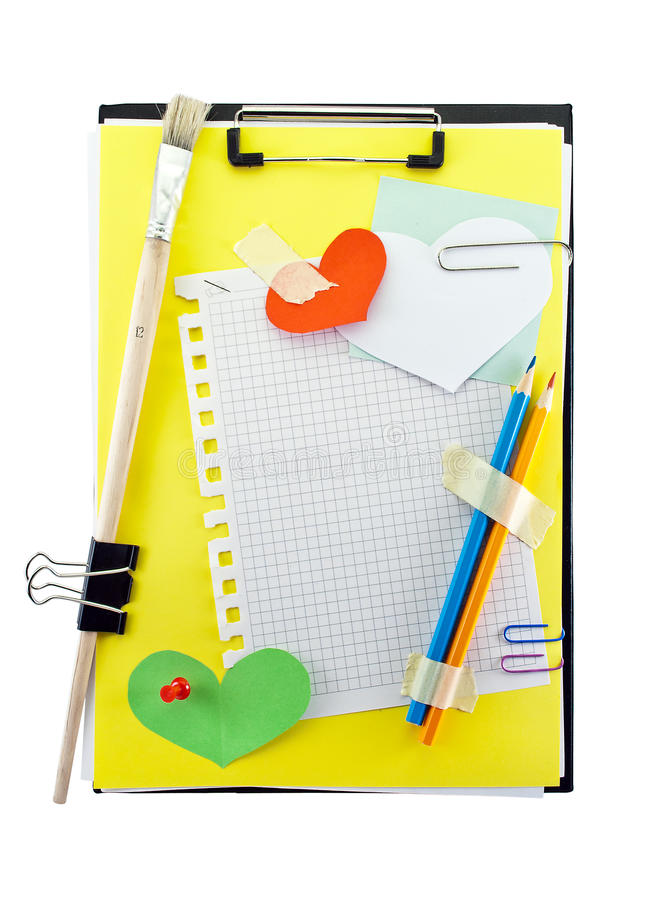 Free Clipboard. Stock Photography - 24168222