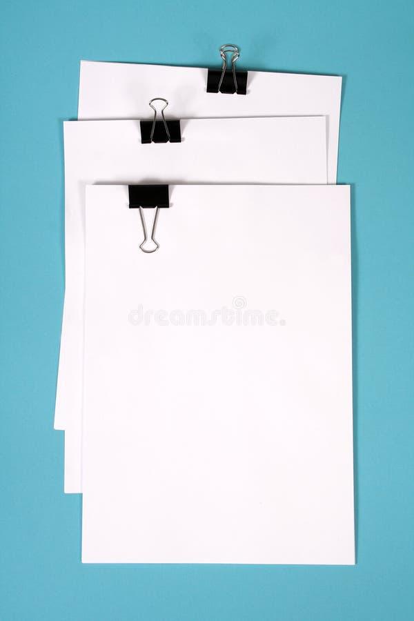 clipboardpapper arkivfoto