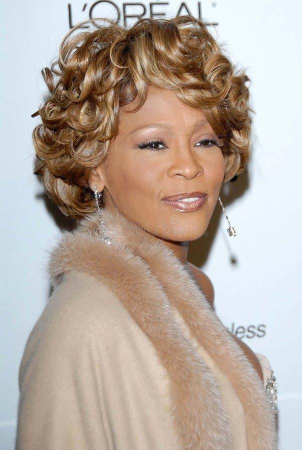Whitney Houston 免版税库存图片