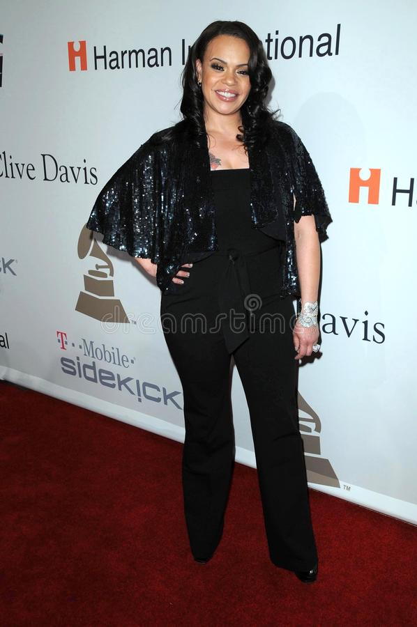Download Clive Davis, Faith Evans editorial photo. Image of grammy - 22230951