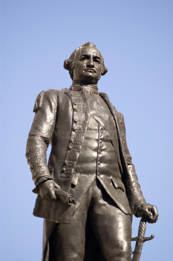 Download Clive of India statue stock image. Image of leader, exterior - 19974861