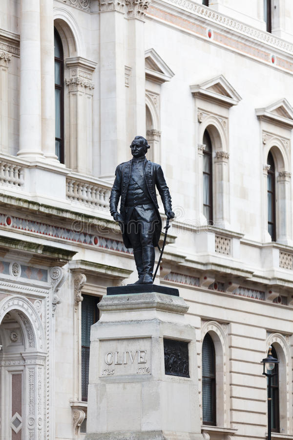Download Clive monument stock photo. Image of historical, capital - 25139216