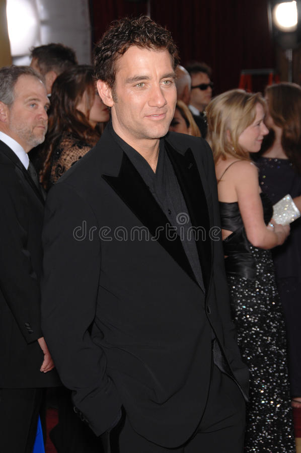 Clive Owen fotos de stock