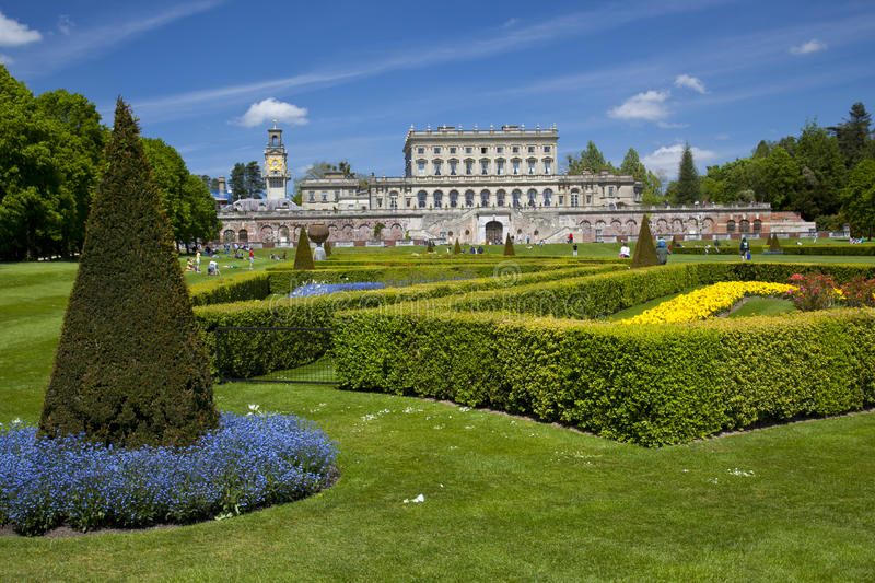 Cliveden image stock