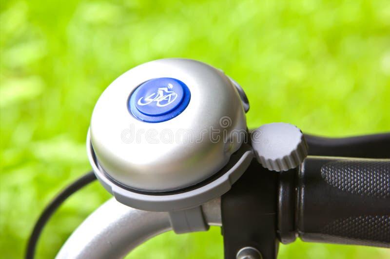 Cloche de vélo image stock