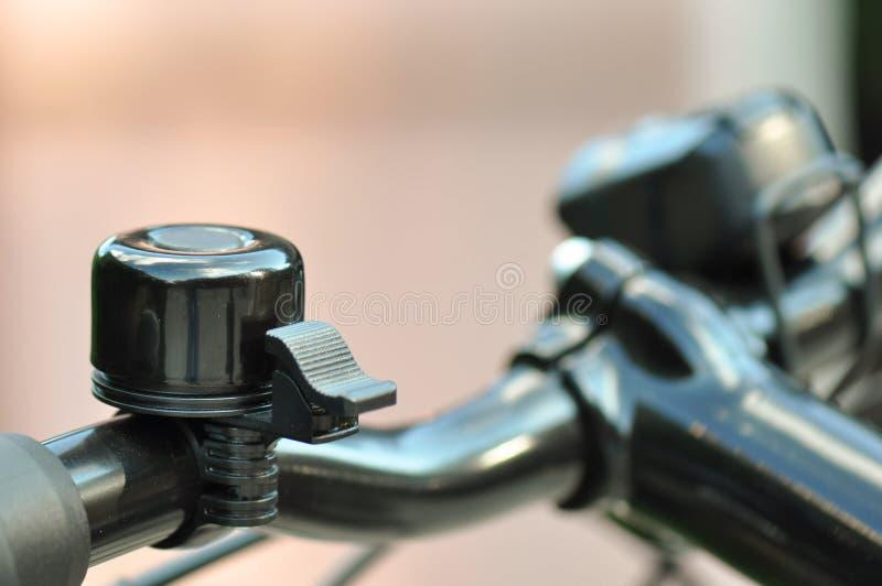 Cloche de vélo de montagne photographie stock libre de droits