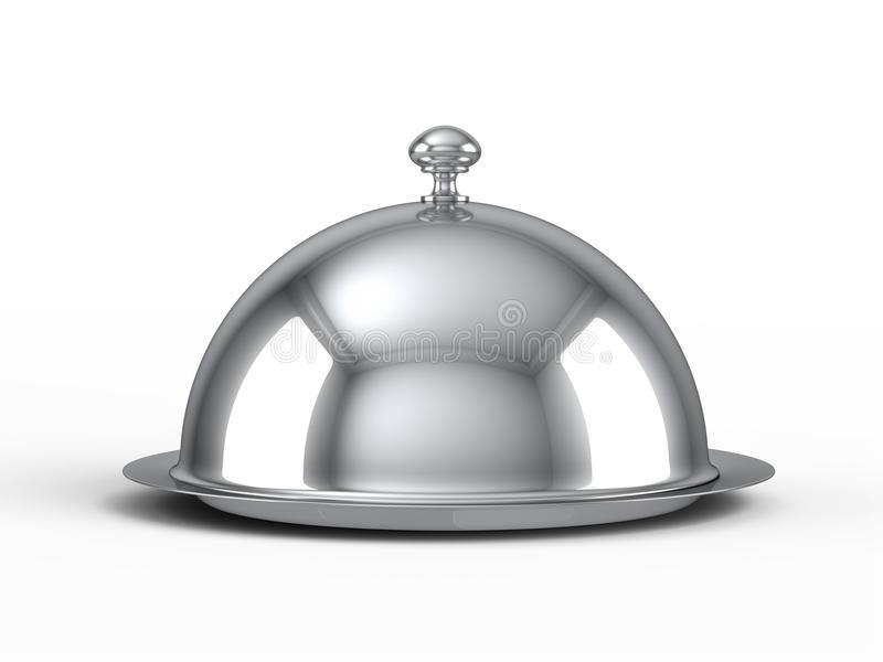 Cloche del restaurante libre illustration