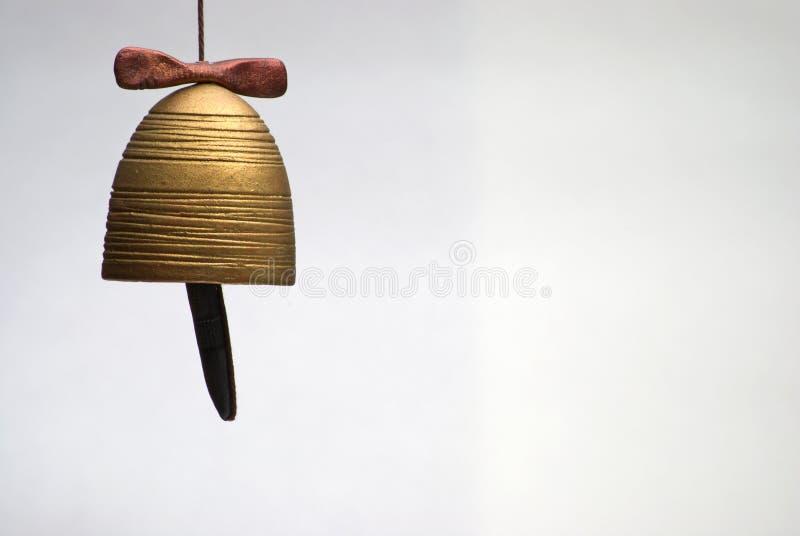 Cloche fabriquée à la main d'argile photos stock
