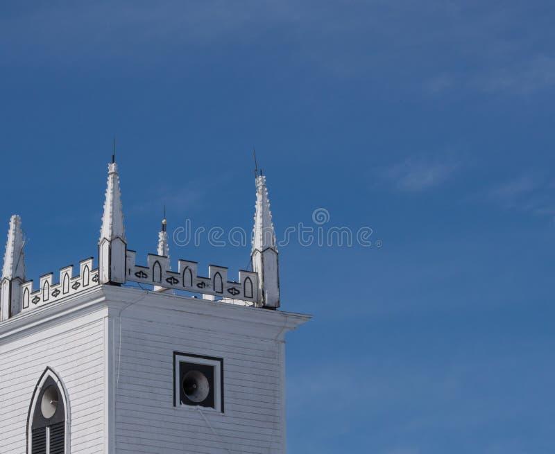 Clocher d'église photos libres de droits