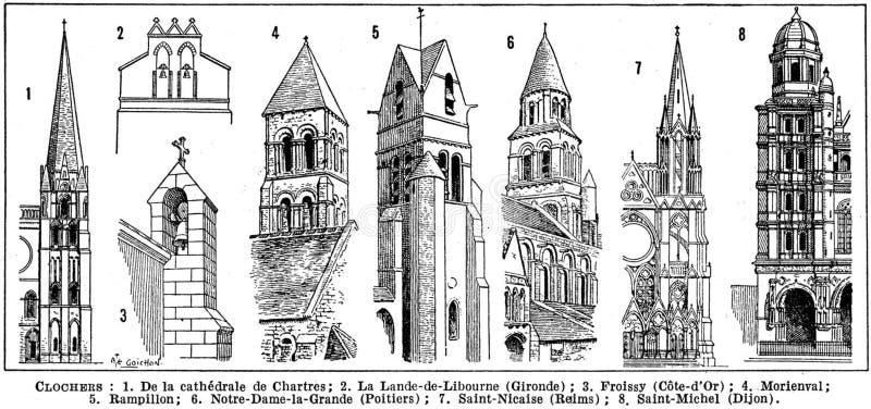 Clochers Free Public Domain Cc0 Image