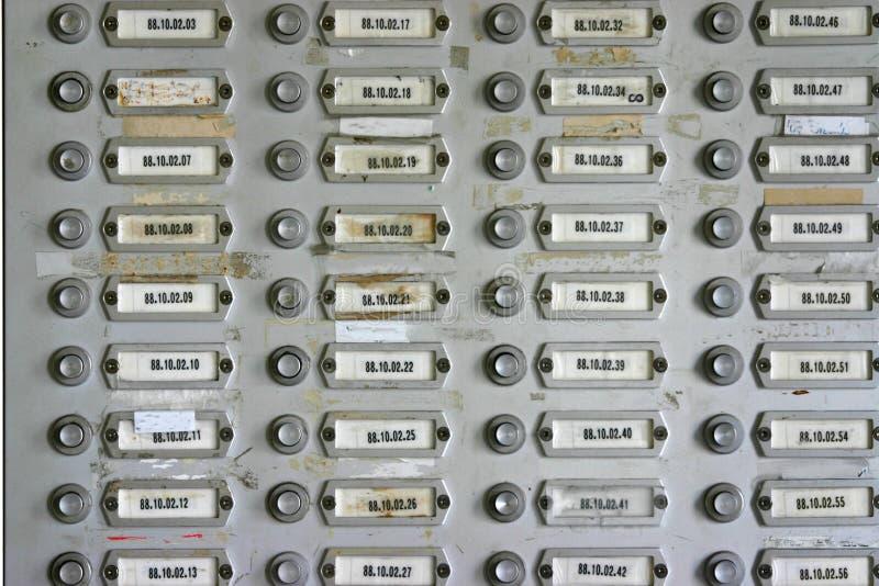 Cloches d'anonyme photographie stock libre de droits