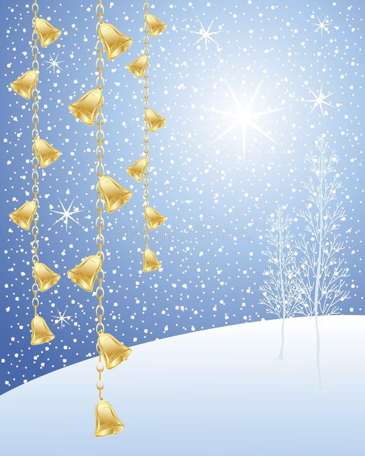 Download Cloches de Noël illustration de vecteur. Illustration du glace - 45368354