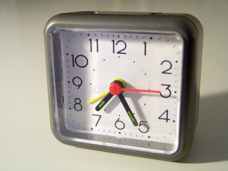 Download Clock 1 stock image. Image of numbers, hour, second, wake - 12513