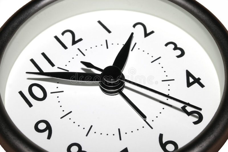 Download Clock stock image. Image of white, hour, minute, tool, clock - 10135