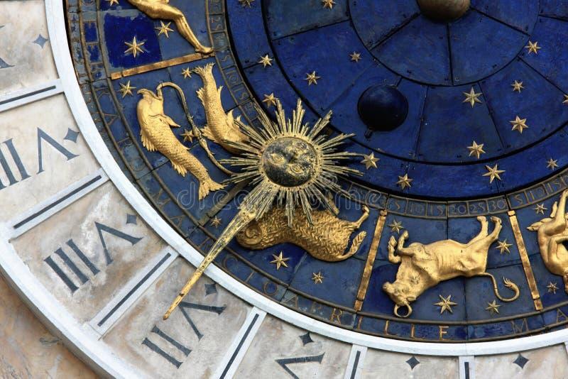 Download Clock stock image. Image of astrology, metaphor, esoteric - 13216001